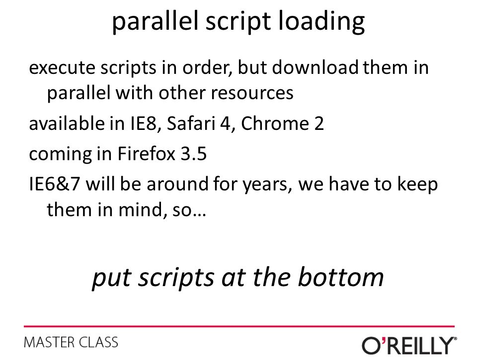 parallel script loading