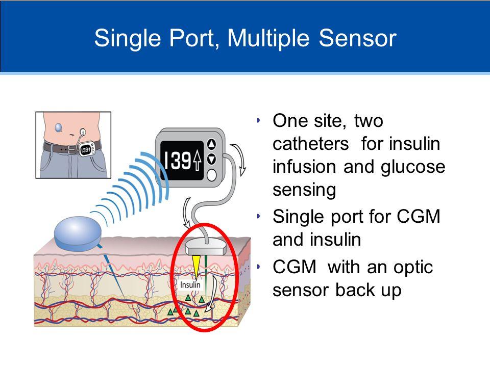 Single Port, Multiple Sensor