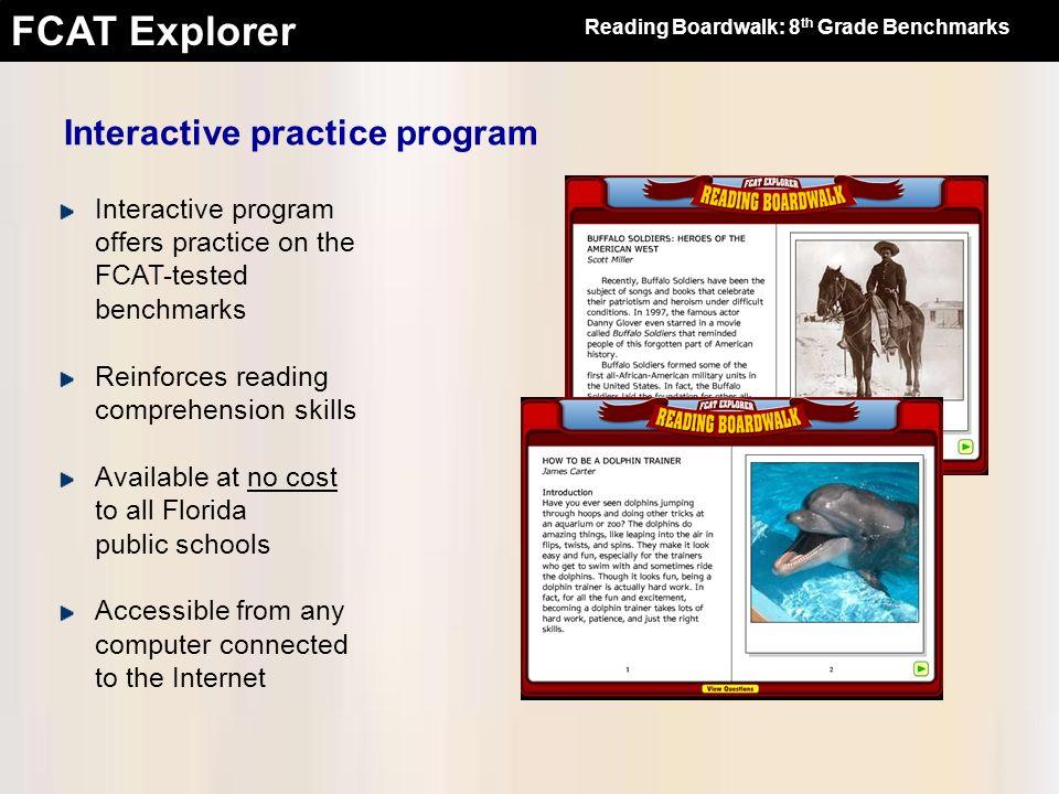 Interactive practice program