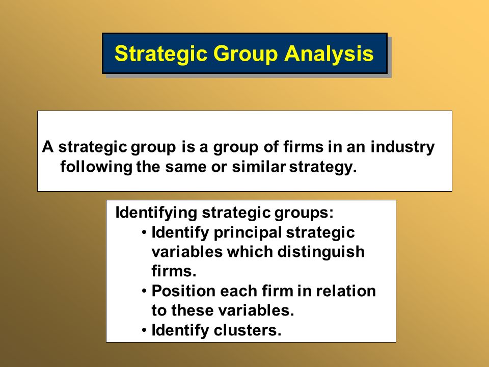How to Write a Strategic Analysis for Business Organizations