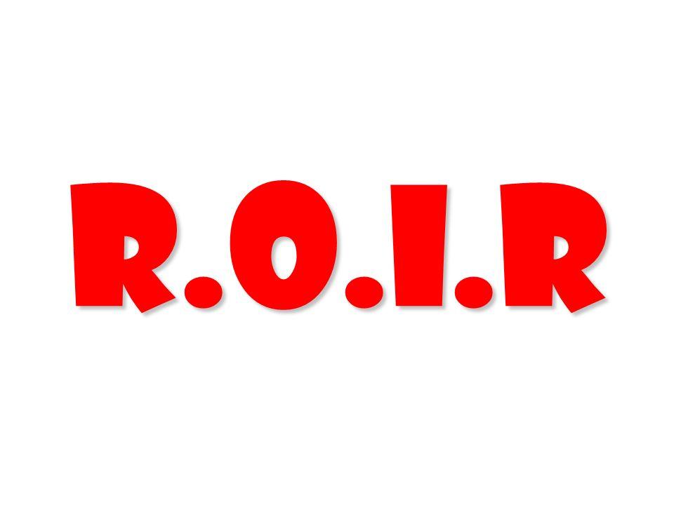 R.O.I.R 101