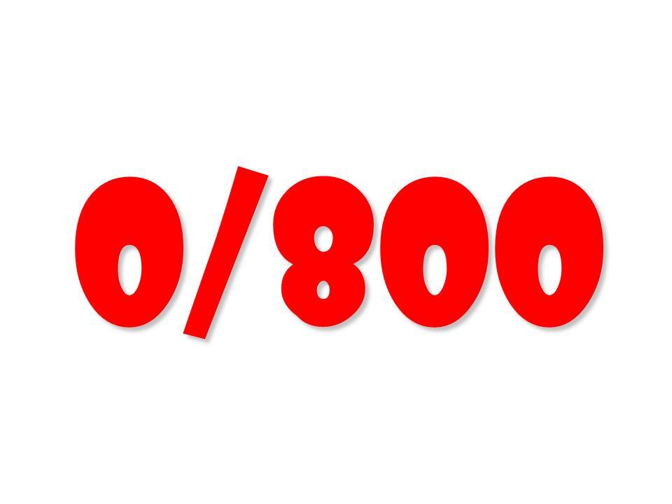 0/800