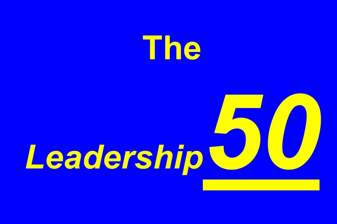 The Leadership50