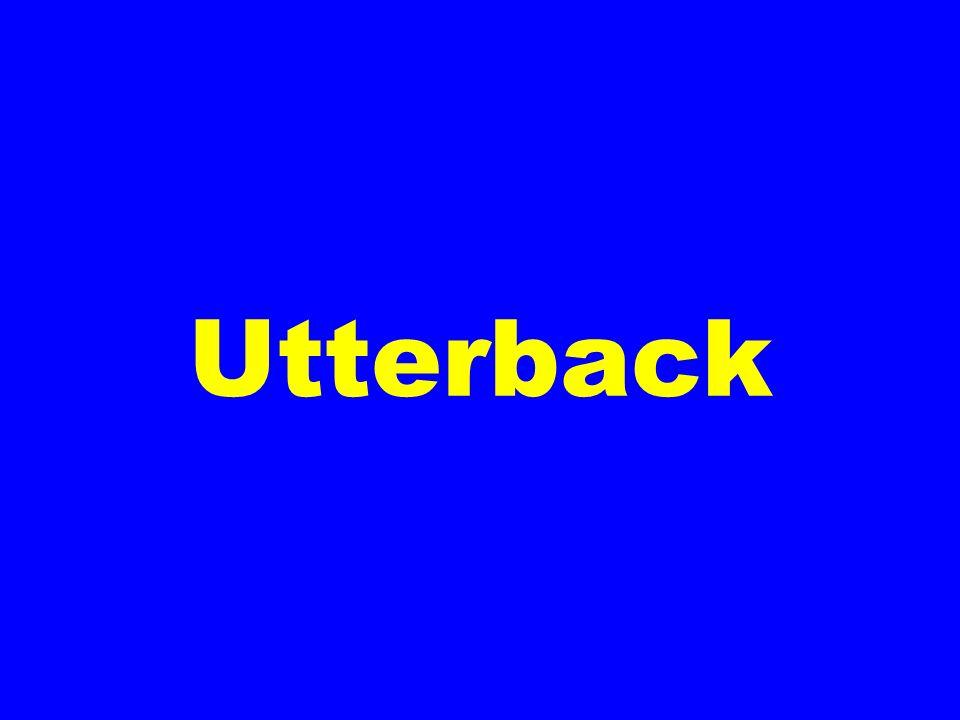 Utterback