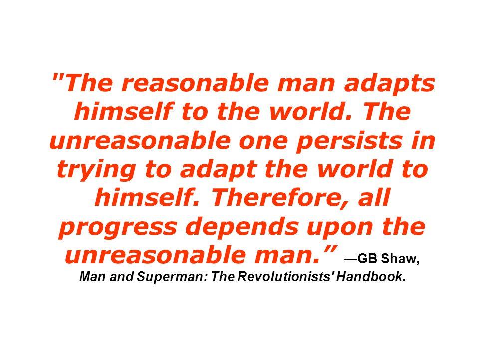 Man and Superman: The Revolutionists Handbook.