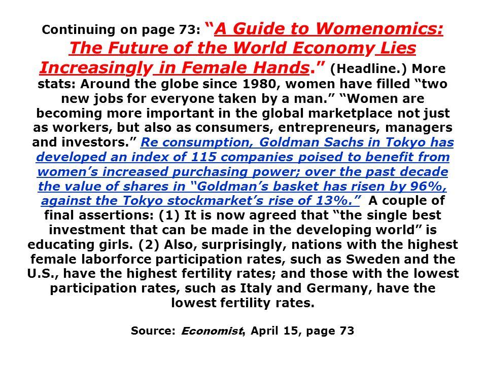 Source: Economist, April 15, page 73