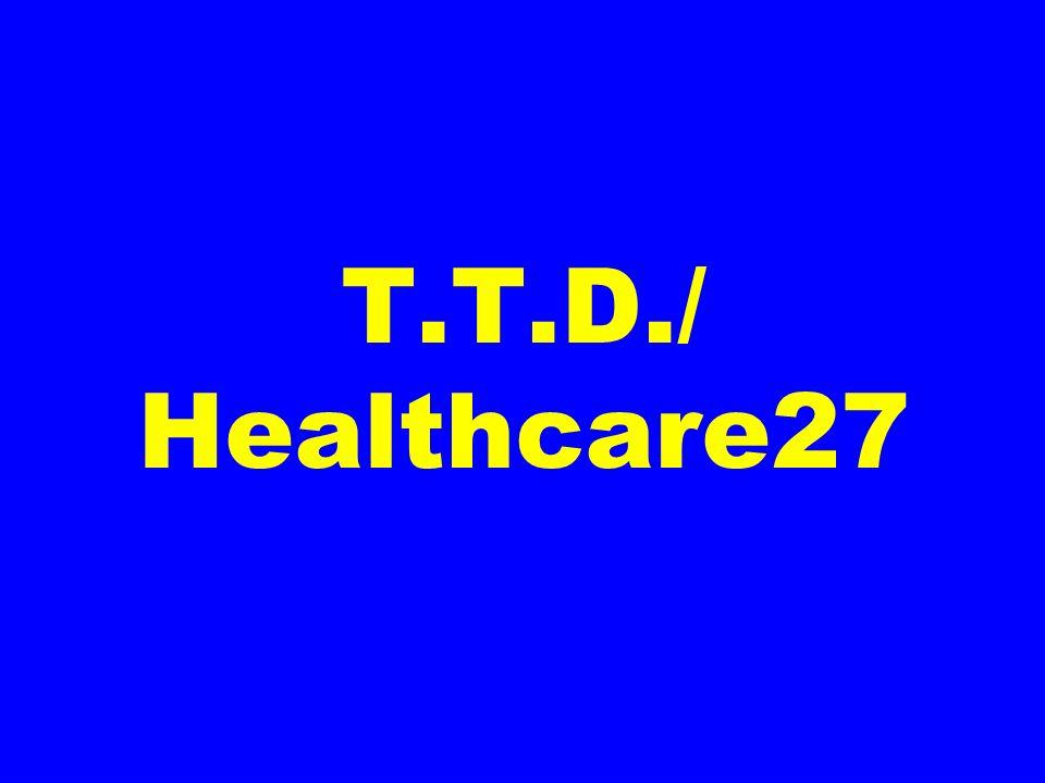 T.T.D./ Healthcare27