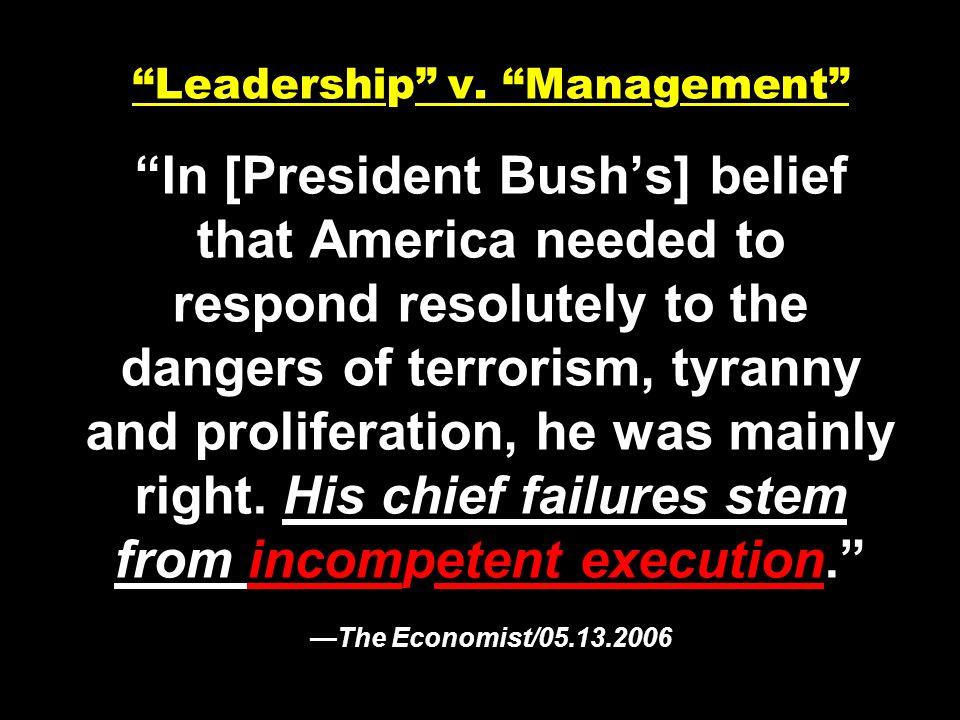 Leadership v.