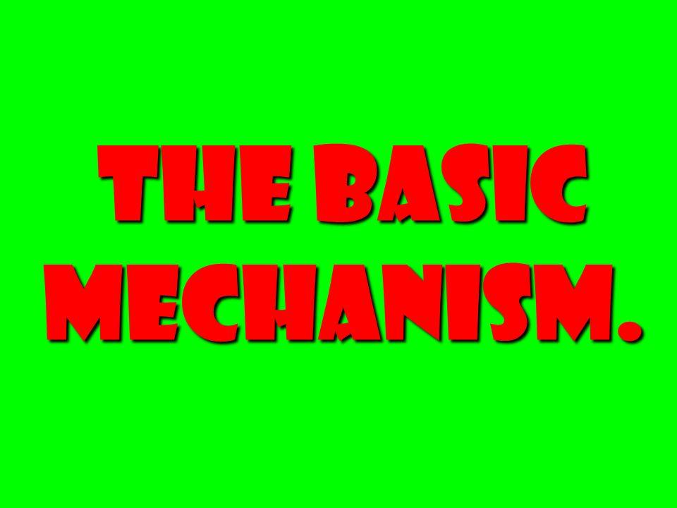 The Basic Mechanism.
