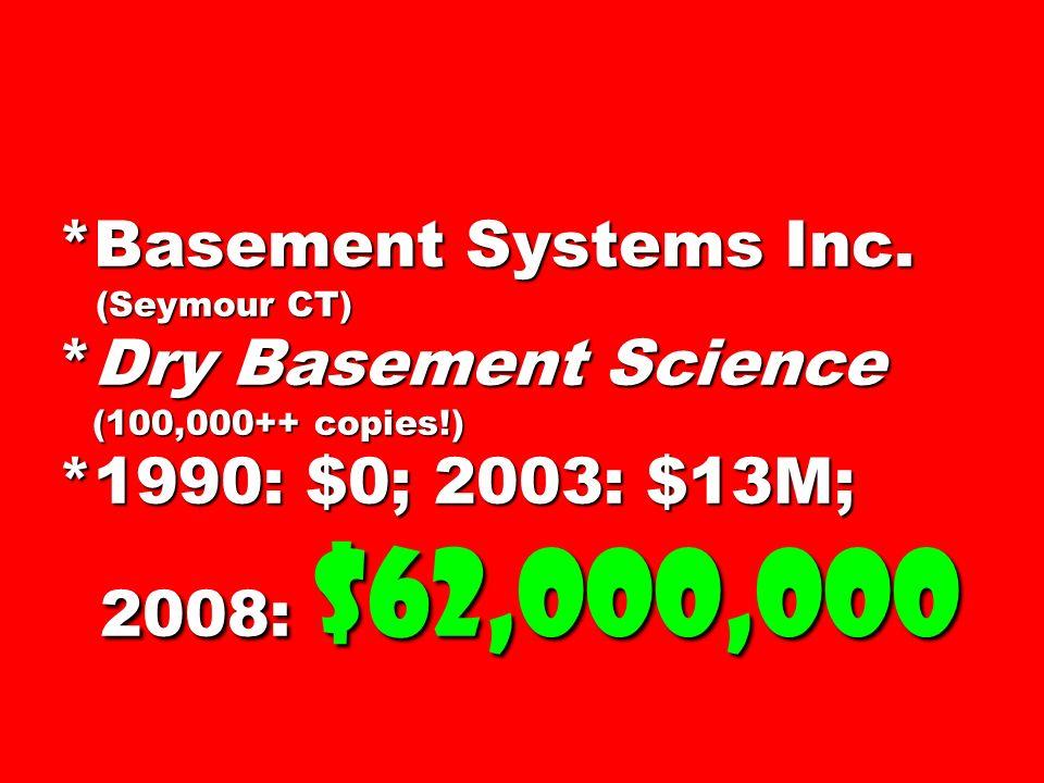 Basement Systems Inc. (Seymour CT)