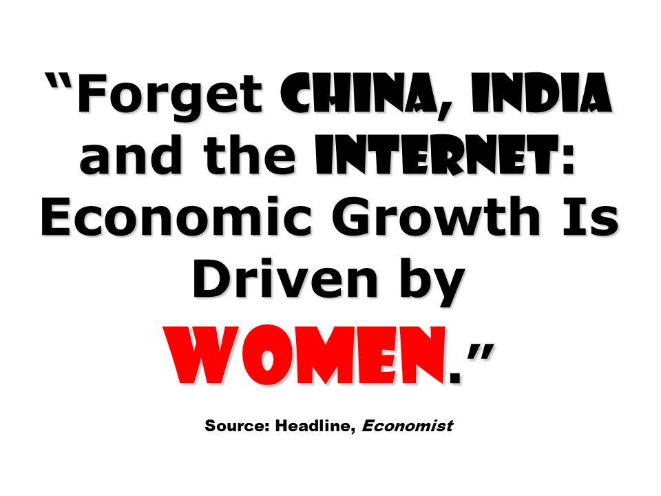 Source: Headline, Economist