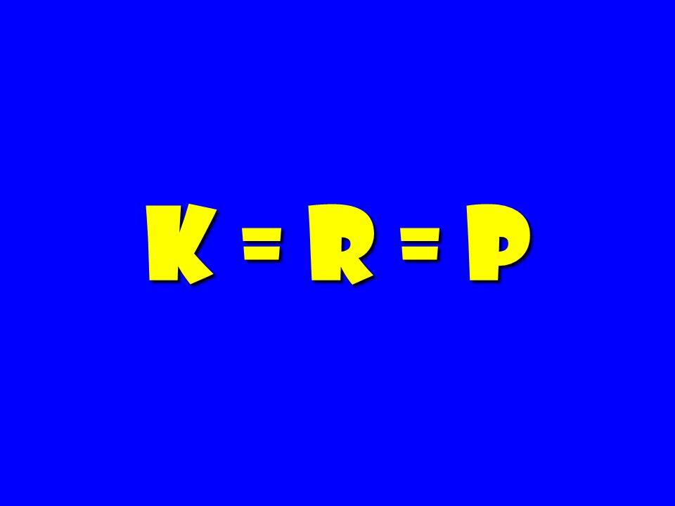 K = R = P 51 51