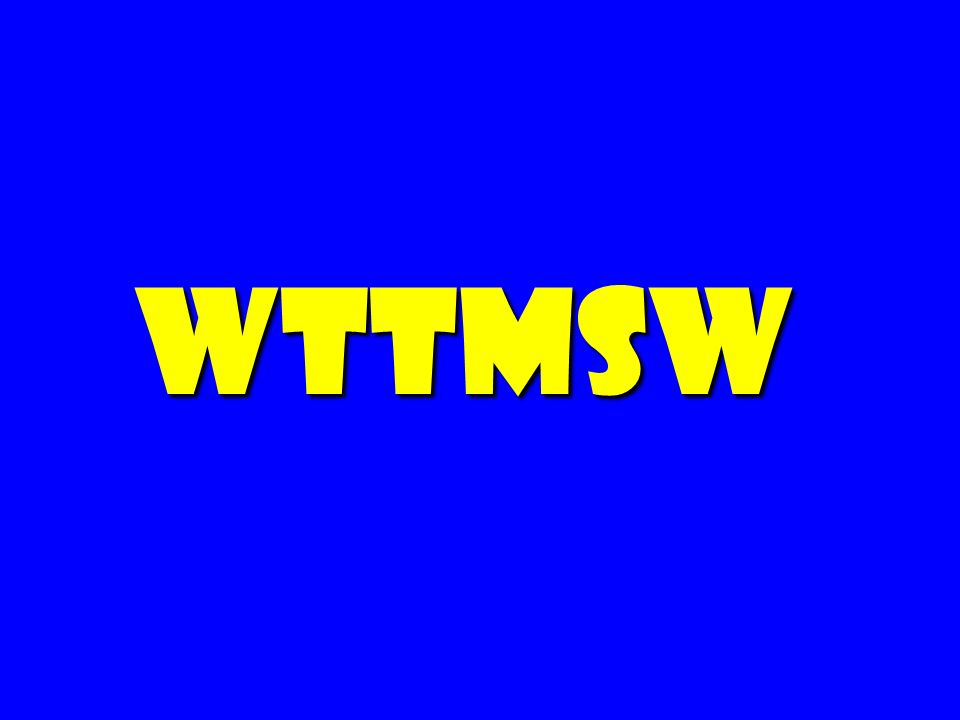 WTTMSW 98 98