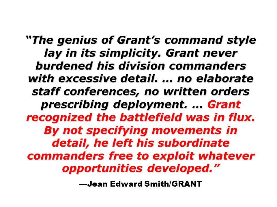 —Jean Edward Smith/GRANT