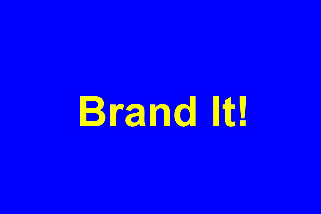 Brand It!