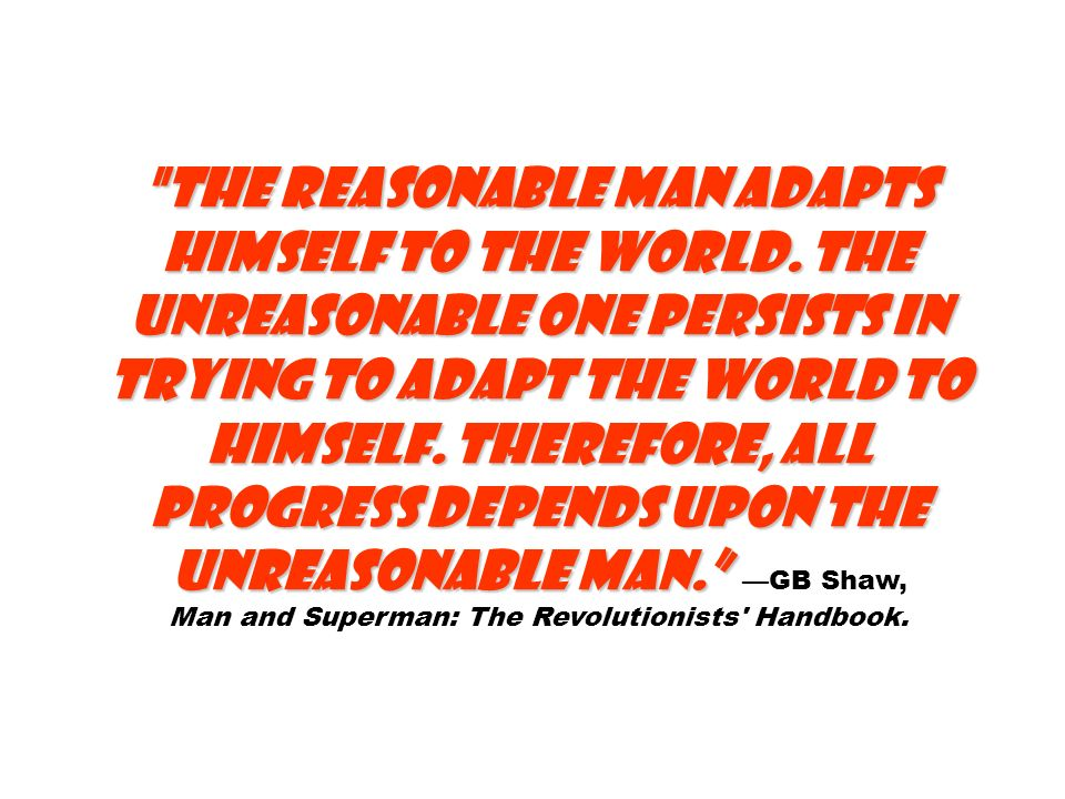Man and Superman: The Revolutionists Handbook.