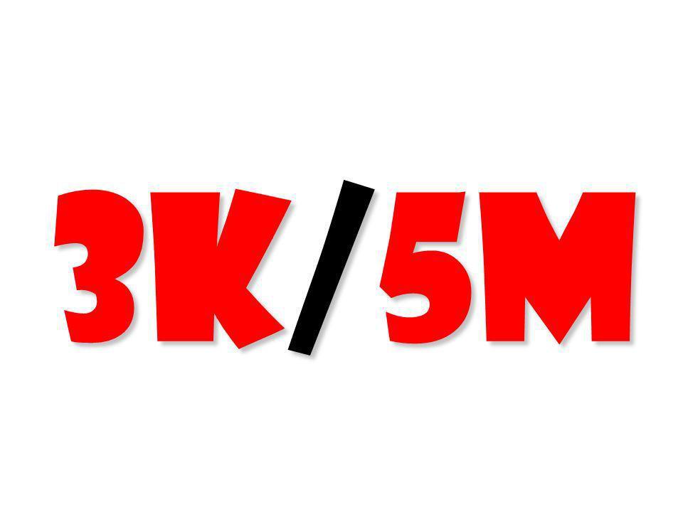 3K/5M