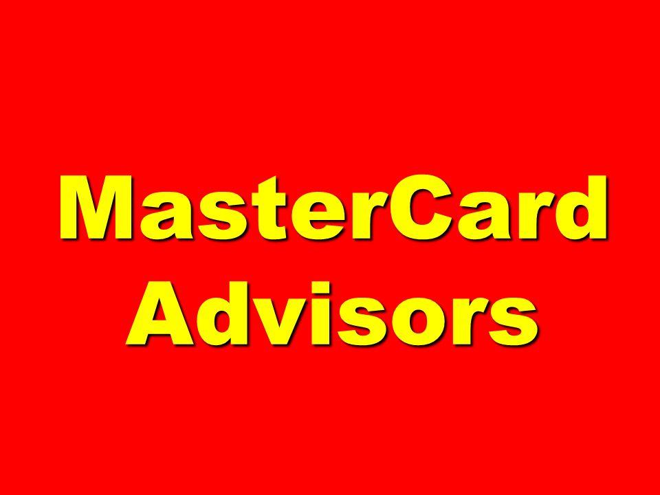 MasterCard Advisors 235