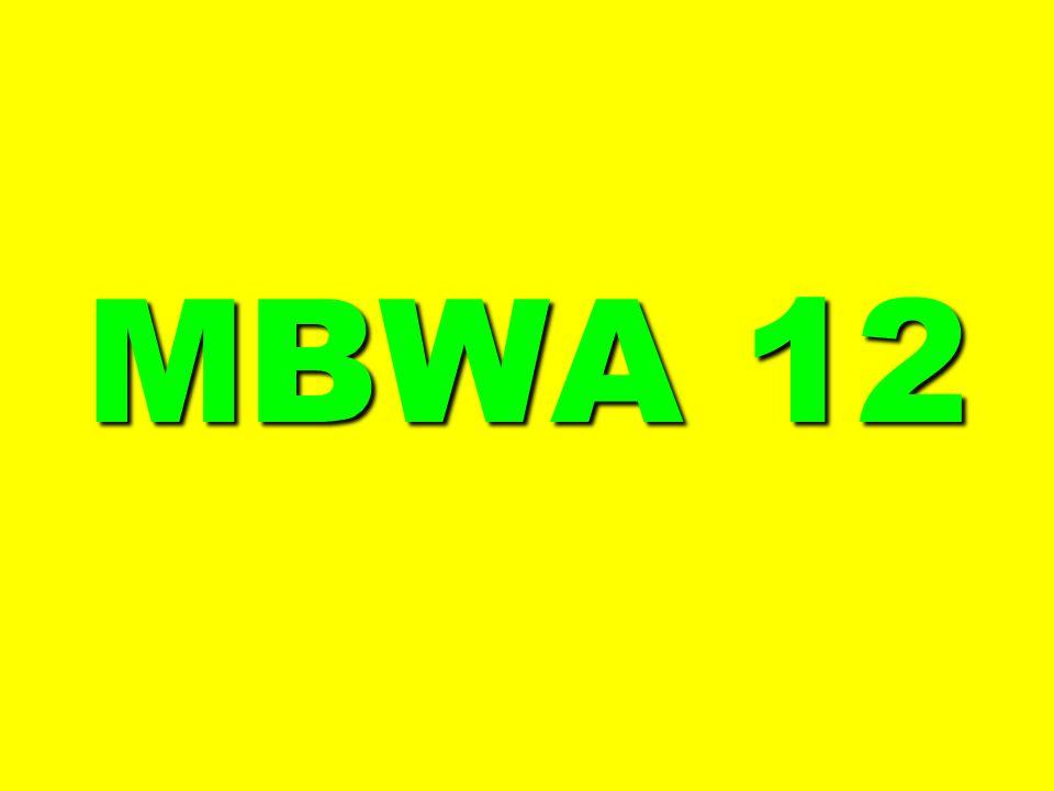 MBWA 12