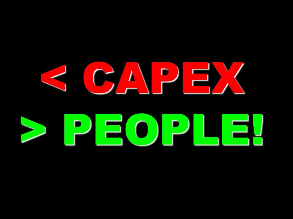 < CAPEX > PEOPLE! 94