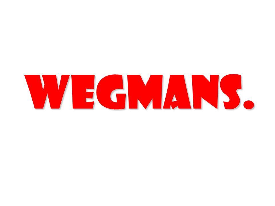 Wegmans. 185