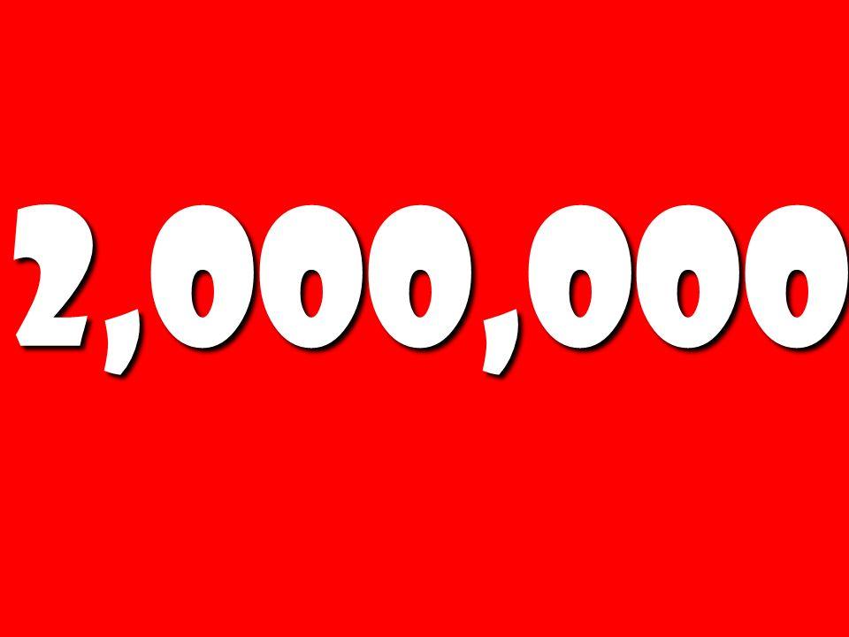 2,000,000 238