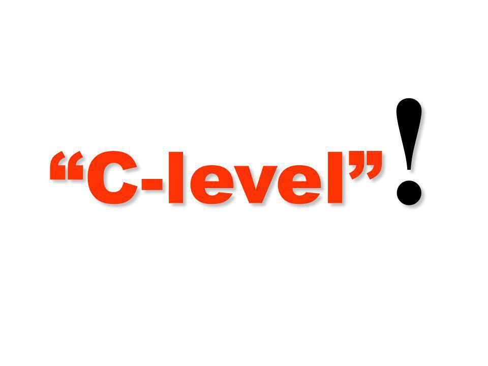 C-level ! 124 124