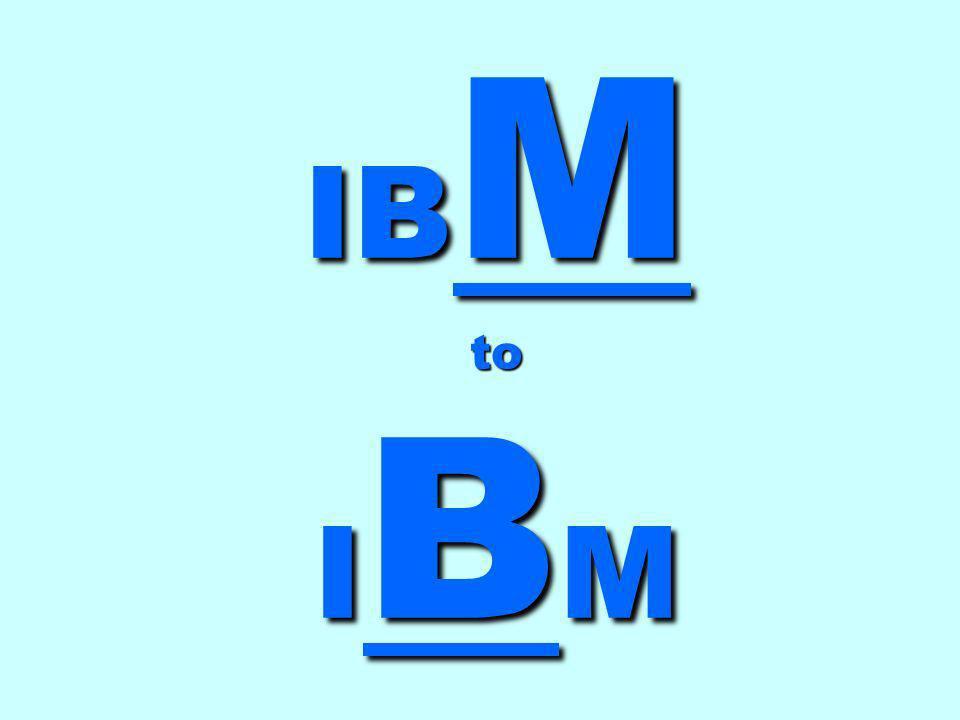 IBM to IBM 209