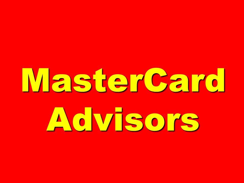 MasterCard Advisors