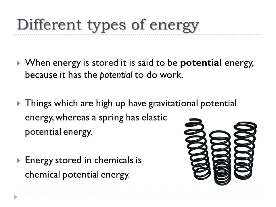 different types of energy and its With conventional energy sources looking depleted, it has become absolutely necessary that we look towards renewable alternatives various different types of natural energy sources offer a hope to humanity in the face of this oncoming social, technological and economic calamity.