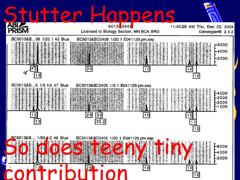 Stutter Happens So does teeny tiny contribution