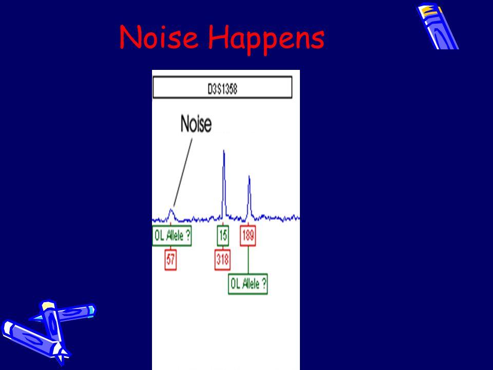 Noise Happens
