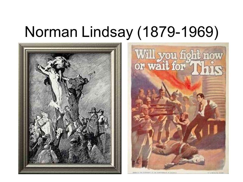 Norman Lindsay (1879-1969)