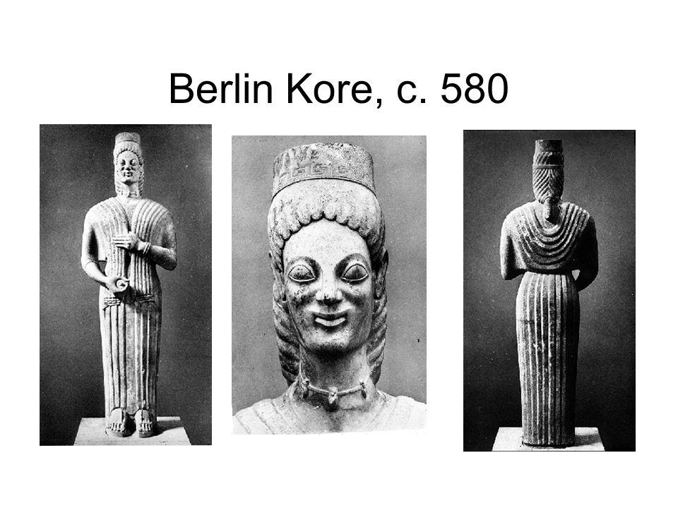 Berlin Kore, c. 580