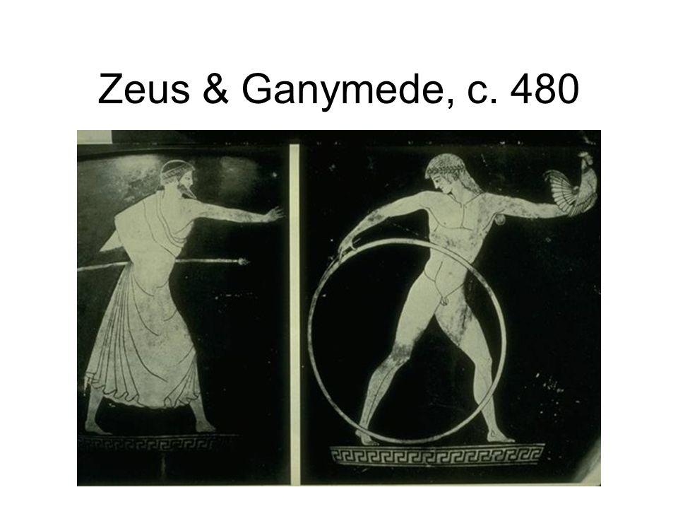 Zeus & Ganymede, c. 480