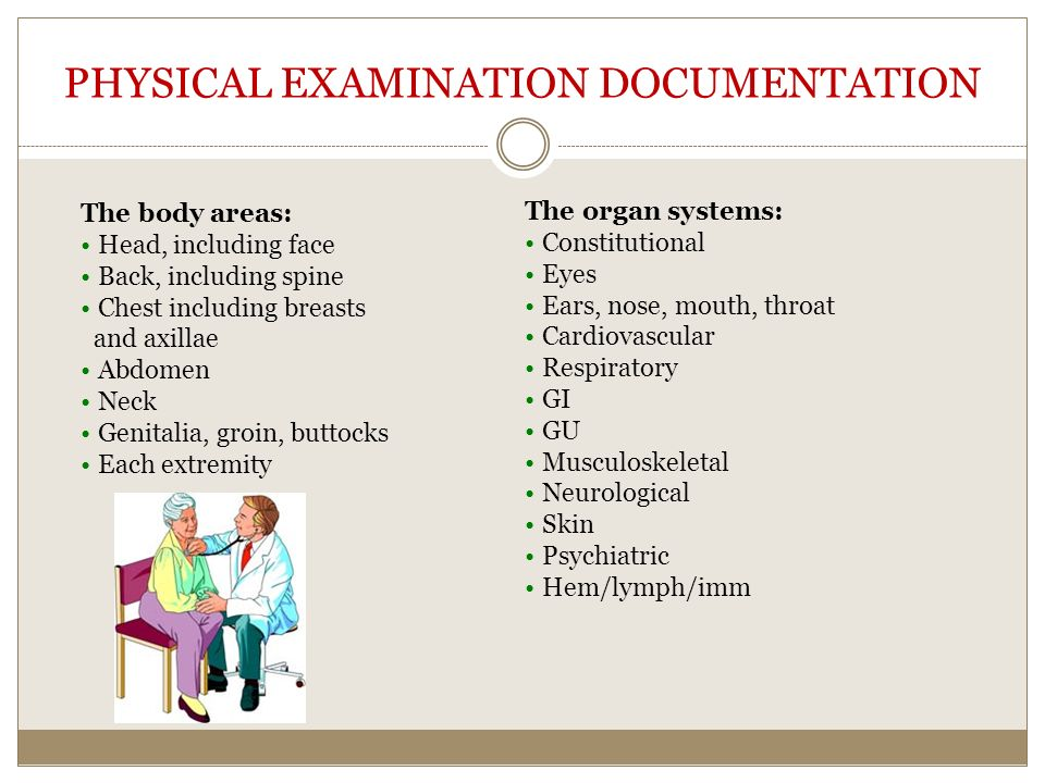 Beautiful Comprehensive Physical Exam Template Gallery  Example