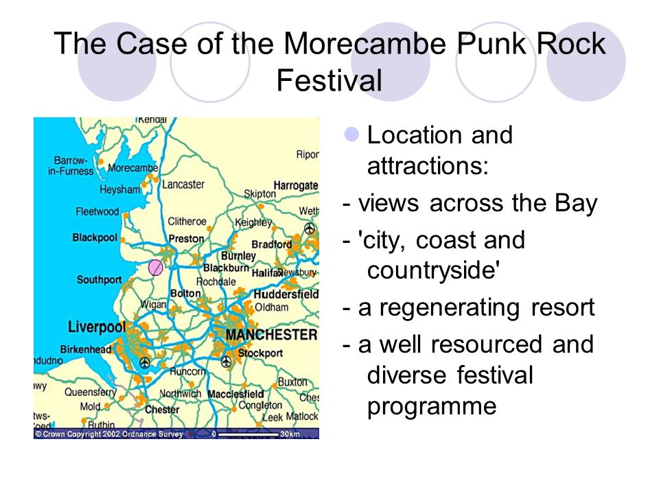 The Case of the Morecambe Punk Rock Festival
