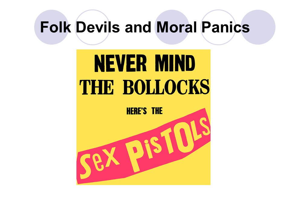 Folk Devils and Moral Panics