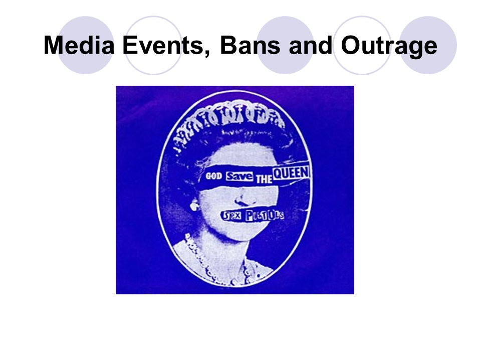 Media Events, Bans and Outrage