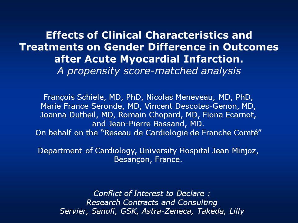 A propensity score-matched analysis