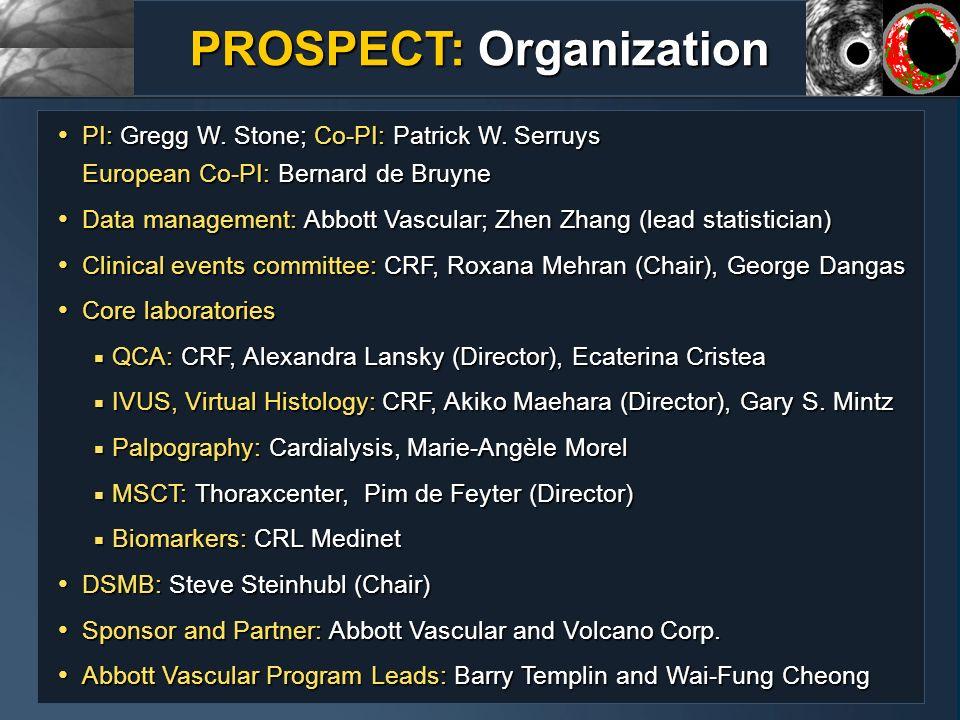 PROSPECT: Organization