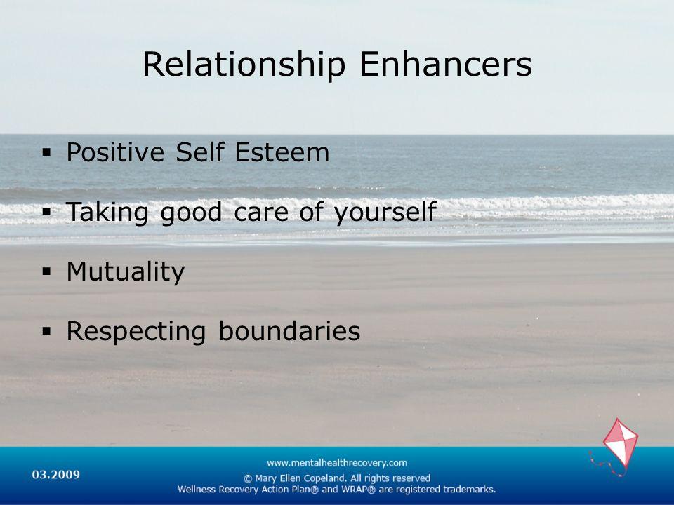 Relationship Enhancers