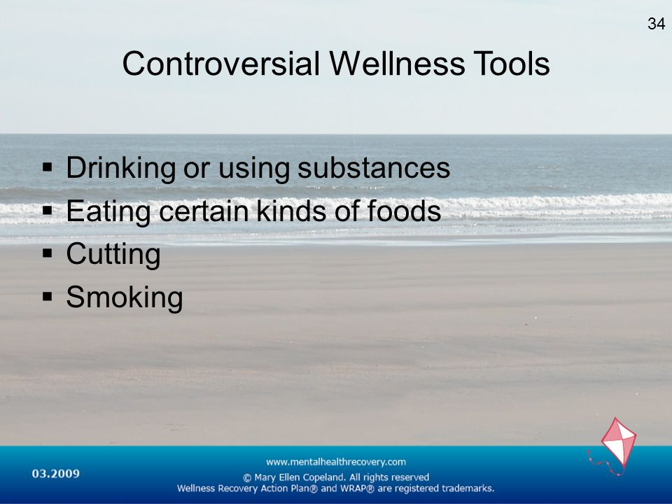 Controversial Wellness Tools