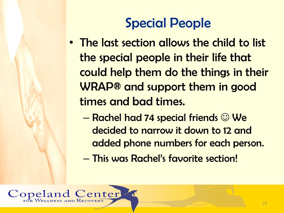 Special People