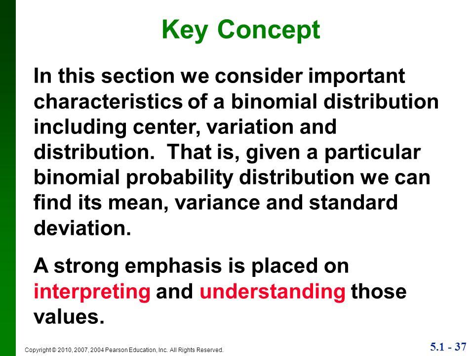 Key Concept