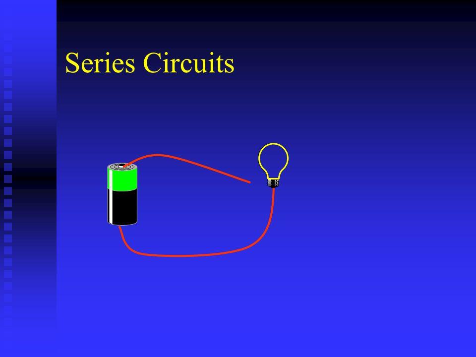 Series Circuits