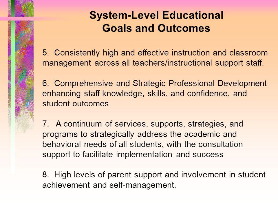 System-Level Educational