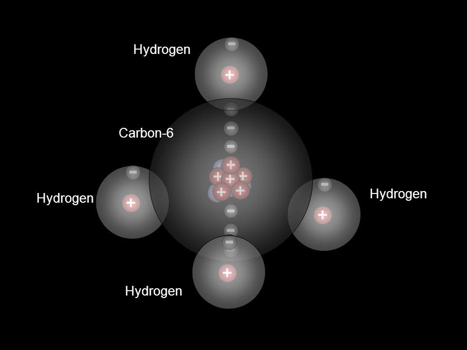 Hydrogen Carbon-6 Hydrogen Hydrogen Hydrogen