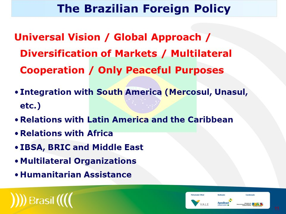 The Brazilian Foreign Policy