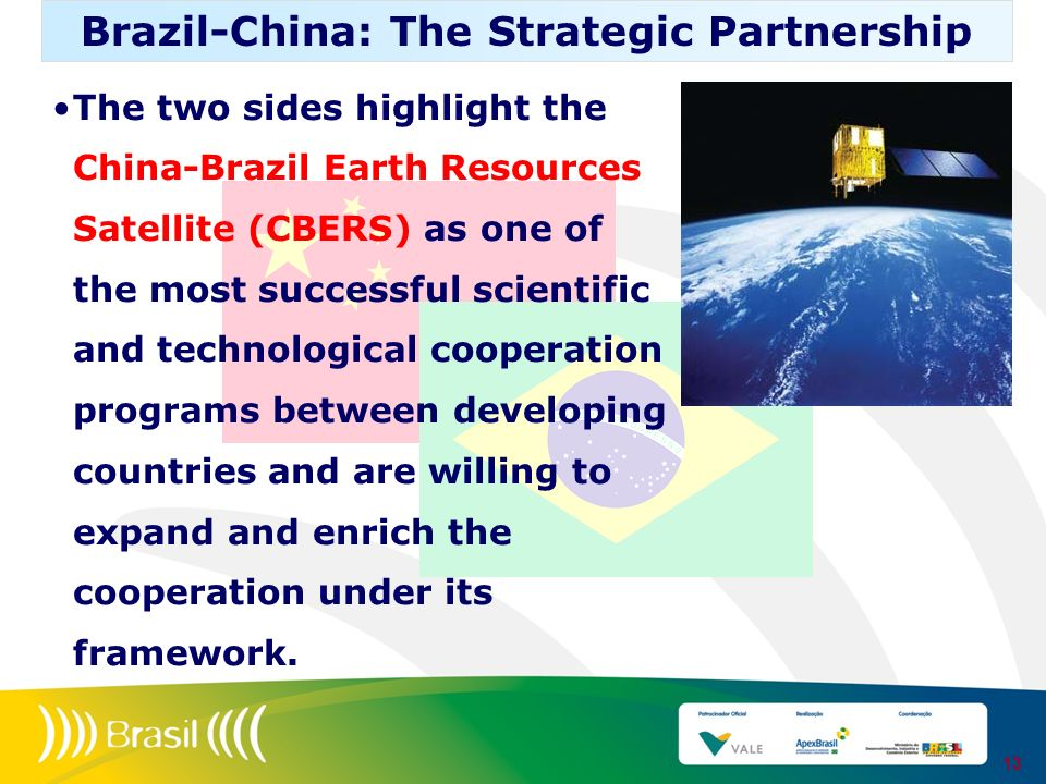Brazil-China: The Strategic Partnership